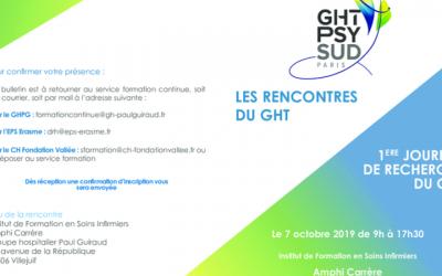 Conférence-débat le 19 octobre 2019 à Villejuif/Paris